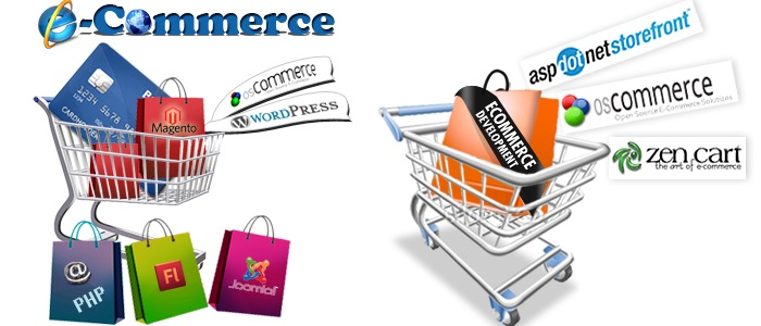 eCommerce solution providers offer a bouquet of services