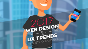 web design and UX trends 2017