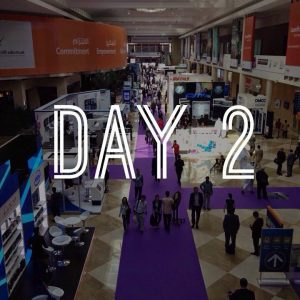 Gitex technology week day 2