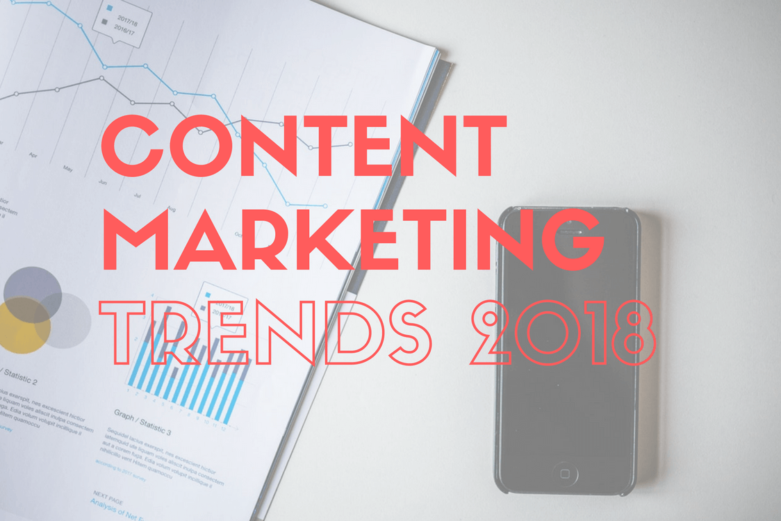 content marketing rules 2018
