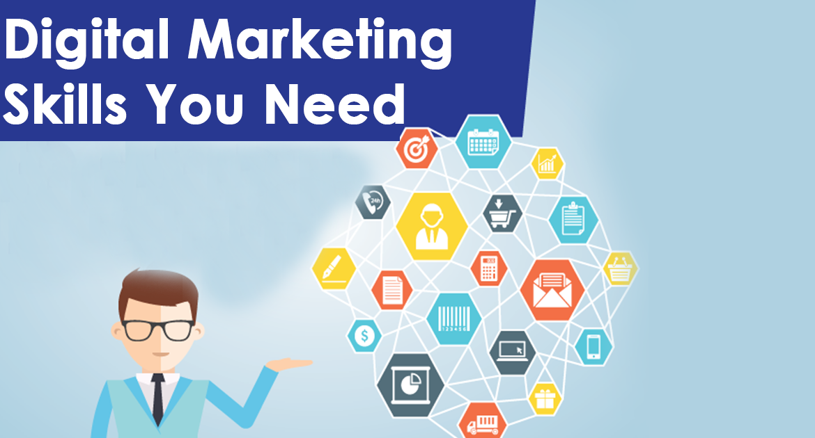 digital marketing skills for professionals