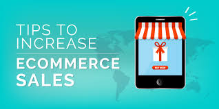 ecommerce sales increase