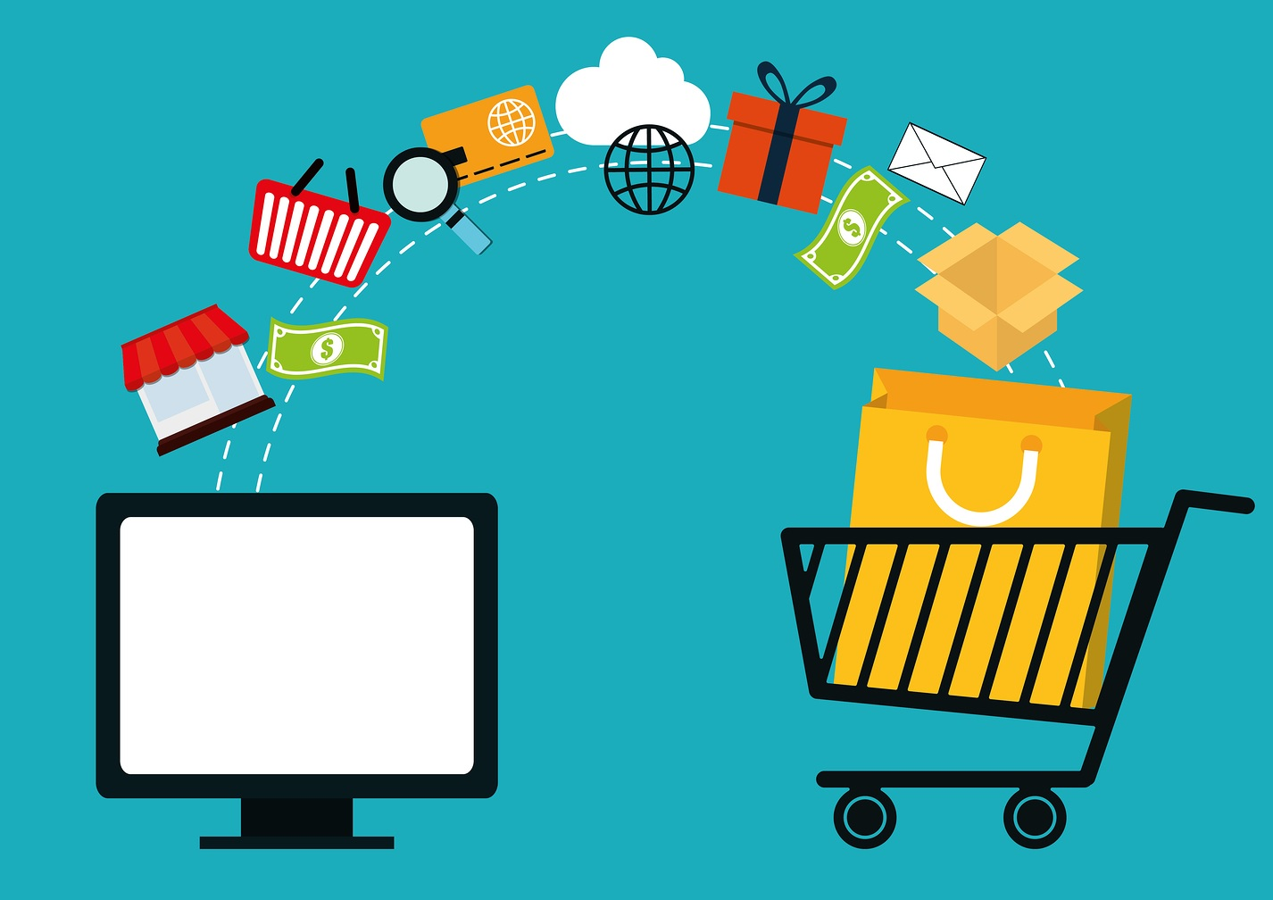 ecommerce website solution