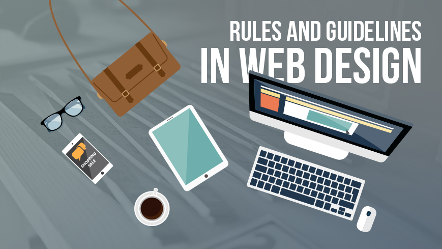 guidelines for website design